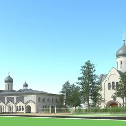 8 Храмовый комплекс в Снежинске